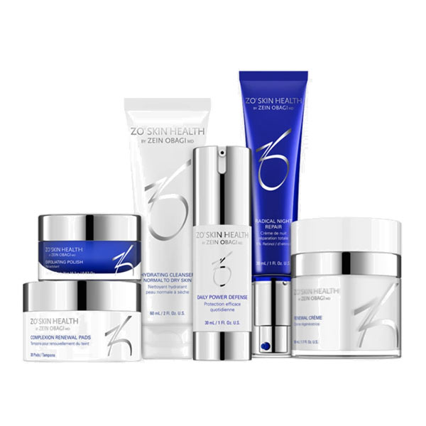 Zo Skin Health - Aggressive Anti-ageing Kit